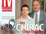 Jacques Chirac très fier de son petit-fils : Martin est devenu un grand jeune homme !