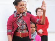 La famille Obama est presque comme nous : match de basket en famille et sapin de noël... de 6 mètres de haut !