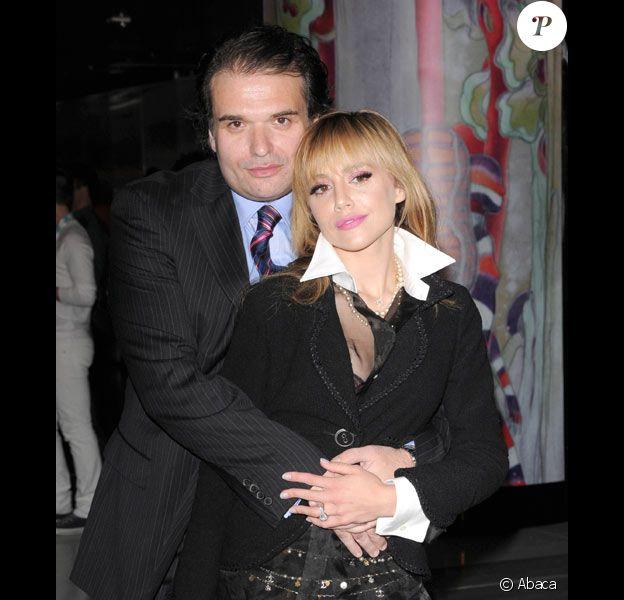 Brittany Murphy et son mari Simon Monjack en mars 2008