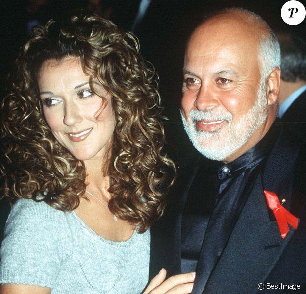 Céline Dion et son mari René Angélil - People's Choice Wards à Los Angeles.