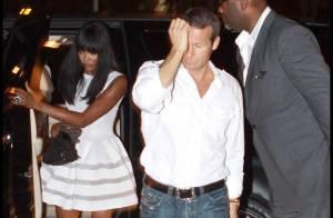 Naomi Campbell et son chéri Vladislav Doronin ont fait exploser... le people-omètre à Miami !