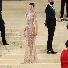 "Kendall Jenner, Gigi Hadid - People au photocall de la soirée du Met Gala (Met Ball) 2021 ""Celebrating In America: A Lexicon Of Fashion"" au Metropolitan Museum of Art à New York le 13 septembre 2021."