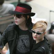 L'exubérant Marilyn Manson est de nouveau avec... la jolie Evan Rachel Wood !