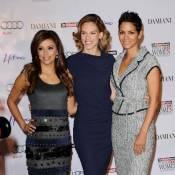 Eva Longoria, Halle Berry, Hilary Swank et AnnaLynne McCord... des stars hollywoodiennes sublimes !