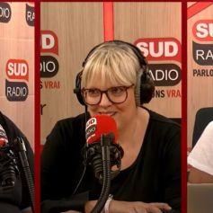 Laurence Boccolini chez Sud Radio, le 24 septembre 2021