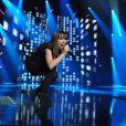 X-Factor : Marie lors du live du 7 décembre 2009