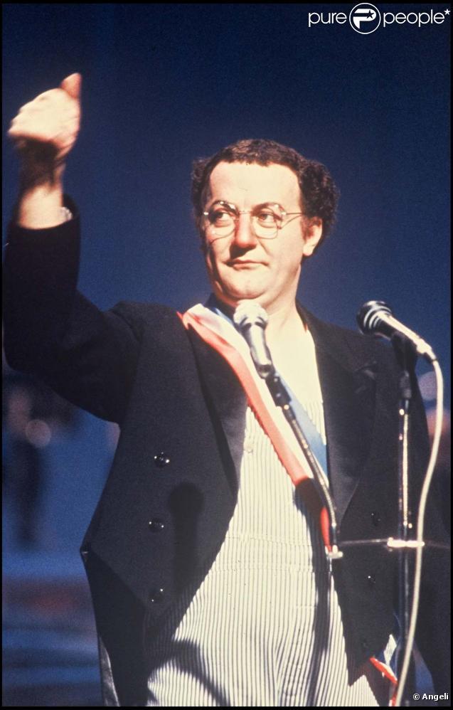 Coluche au coeur d'une bataille juridique, 13 ans après sa mort le 19 juin 1986.