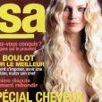 La ravissante Elena Kuletskaya en couverture de  sa ...