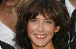 Regardez Sophie Marceau le visage en sang... interrogée par Thierry Ardisson !