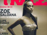 Zoe Saldana : Regardez la star d'Avatar faire des jeux coquins avec... la belle Mila Kunis et son corps sexy !