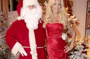 Victoria Silvstedt et la mère de Carla Bruni... ont rendez-vous avec le Père Noël !