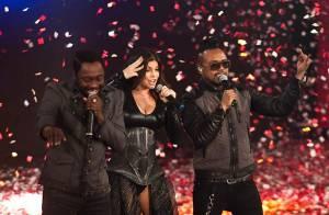 Regardez le cadeau de Noël des Black Eyed Peas, raconté par... David Guetta !