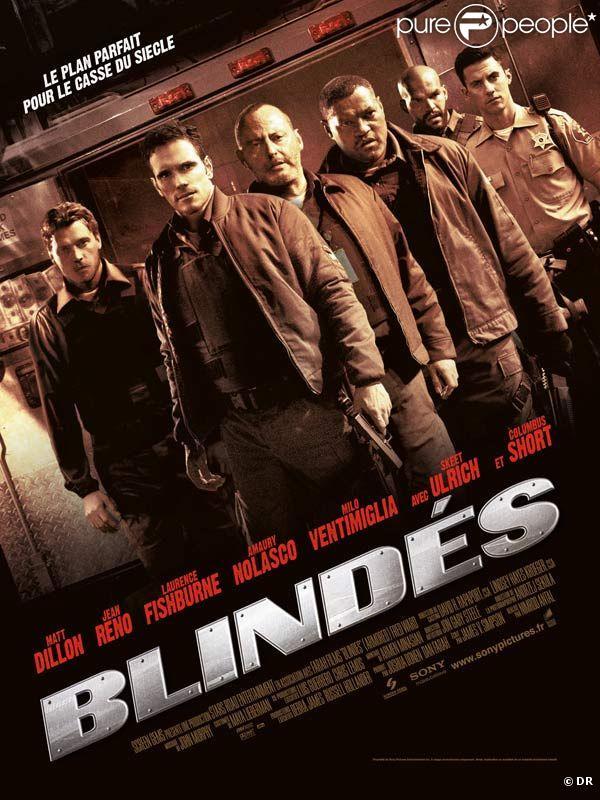 Le film Blindés avec Laurence Fishburne, Matt Dillon, Colombus Short et Jean Reno