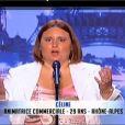 Céline alias Susan Boyle 2 sera en demi-finale