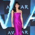 Michelle Rodriguez à la première d'Avatar à Los Angeles le 16/12/09