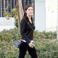 Audrina Patridge à Hollywood, le 15 décembre 2009