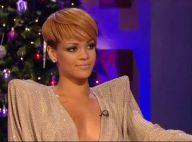 Regardez Rihanna vous révéler des choses intimes et charmer... le beau Hugh Grant !