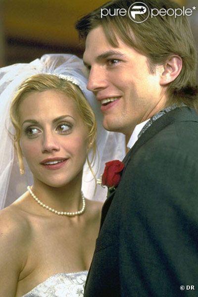 Brittany Murphy dans Just Married avec Ashton Kutcher
