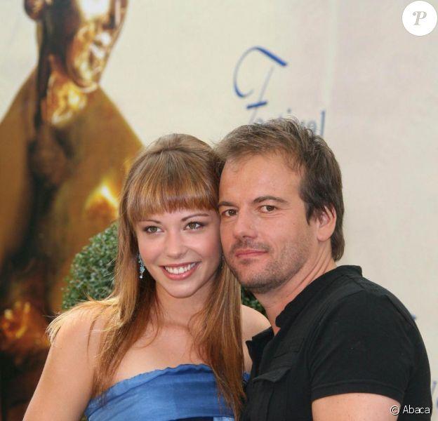 Stéphane Hénon et Dounia Coesens