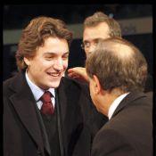 Jean Sarkozy est papa et... Nicolas Sarkozy est donc grand-père !