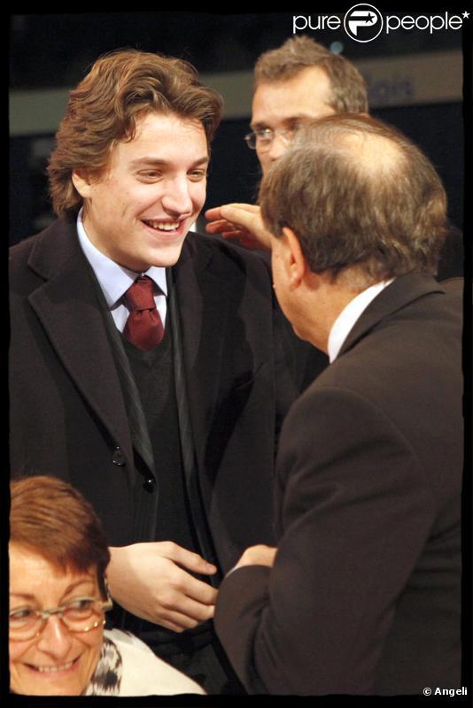 Jean Sarkozy est papa !