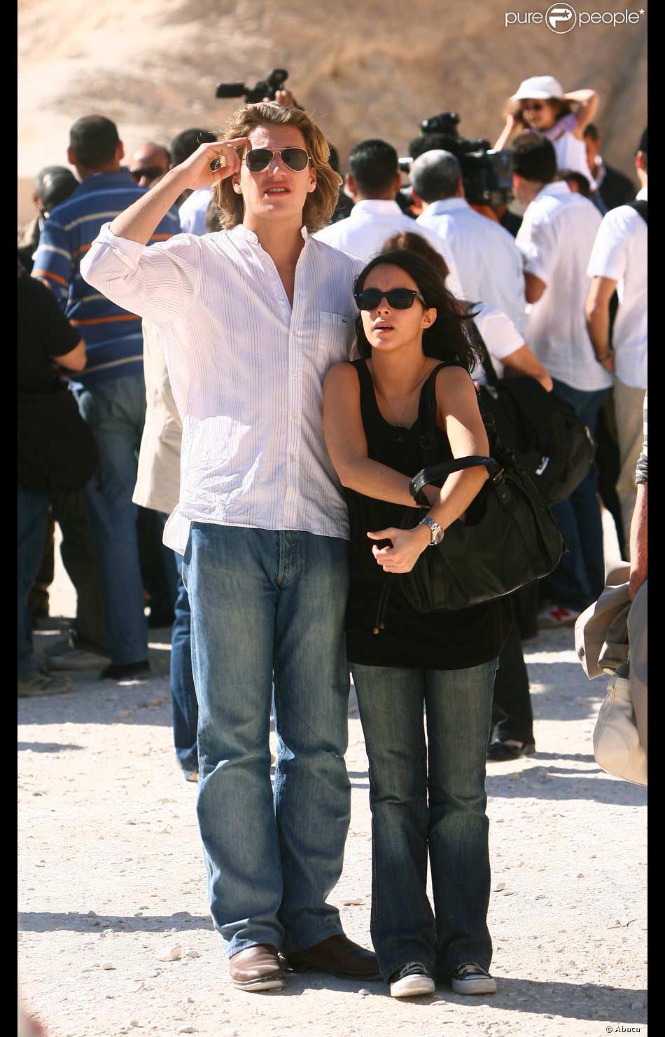 Jean Et Jessica Sarkozy En Vacances Avec Nicolas Sarkozy Et Carla Bruni Purepeople