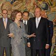 Letizia d'Espagne à Madrid avec la famille royale pour une journée placée sous le signe de Noël ! Le 23/12/09