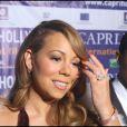 Mariah Carey lors du  Capri Hollywood Film Festival  à Capri en Italie le 28 décembre 2009