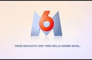 Regardez Mélissa Theuriau, Estelle Denis, Karine Le Marchand et les animateurs de M6... vous souhaiter une bonne année 2010 !