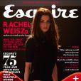 La ravissante Rachel Weisz en couverture d' Esquire ...