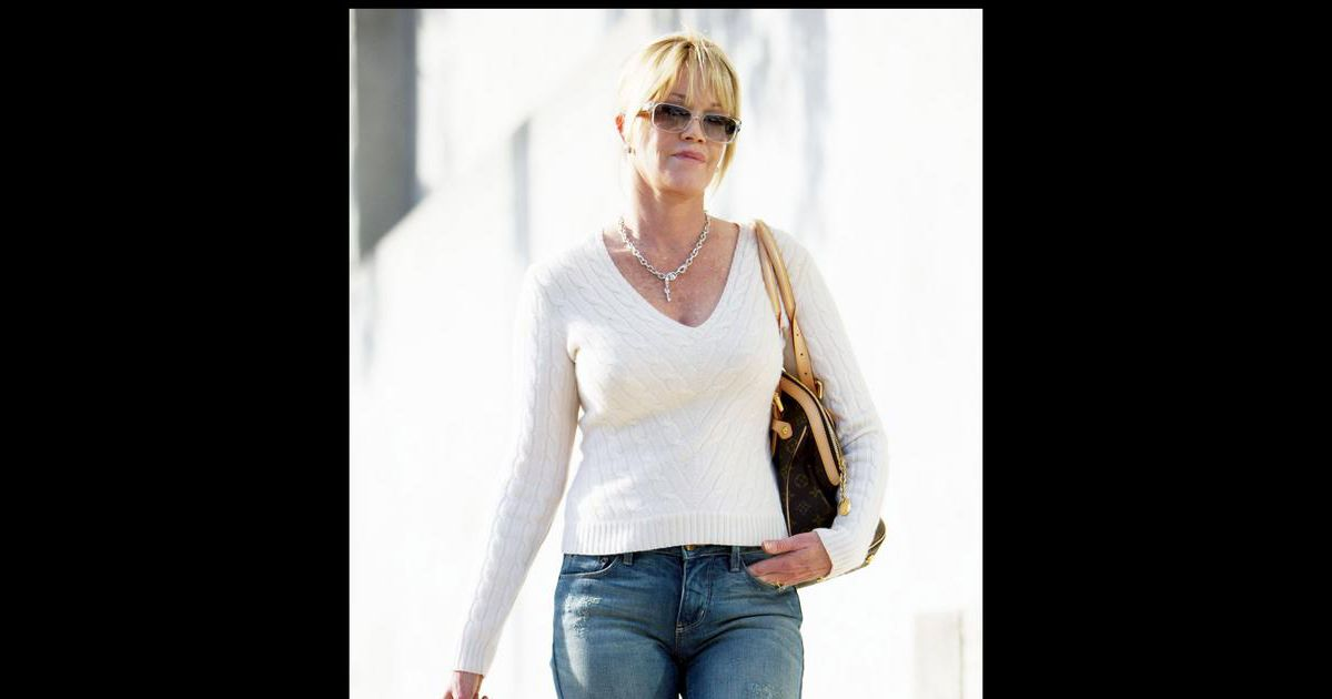 Melanie griffith les preuves enfin derri re elle for Le elle apartments west hollywood