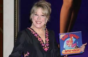 Bette Midler : Une étoile d'Hollywood ultime... dont même les enfants sont dingues !