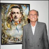 Pal Sarkozy : le père du président, devenu peintre, a choisi sa muse... Carla Bruni !