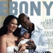 Kimora Lee et Djimon Hounsou : Leur bonheur saute aux yeux, et c'est très beau !