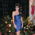 Verity Rushworth  lors de la première de la comédie musicale Legally Blonde à Londres le 13 janvier 2010