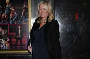 La future maman Denise van Outen et la légendaire Twiggy, réunies pour une belle blonde !