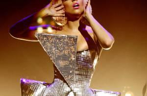 Regardez Lady Gaga, en pleine forme quelques heures après... un malaise cardiaque ! Bizarre ?