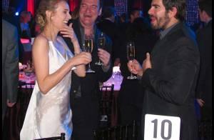 La sublime Diane Kruger, Meryl Streep et Matt Damon ont passé leur soirée à... rigoler !!!