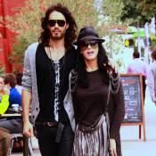 Katy Perry et Russell Brand : Quand ils vont bruncher... ils font la queue comme tout le monde !