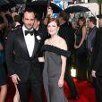 Julianne Moore et Tom Ford lors des Golden Globes 2010, le 17 janvier dernier au Beverly Hilton de Los Angeles