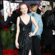 Heather Graham lors des Golden Globe 2010, le 17 janvier dernier au Beverly Hilton de Los Angeles