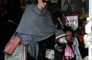 Angelina Jolie et Brad Pitt ont snobé les Golden Globes... pour s'amuser avec leurs enfants !