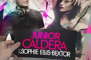 Sophie Ellis-Bextor, l'atout charme du nouveau hit de Junior Caldera... Ecoutez