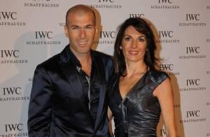 Zidane et sa femme, Jean Reno, Figo et sa femme, et Boris Becker... pour une soirée exceptionnelle !