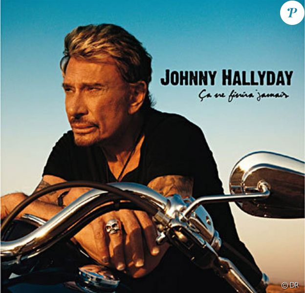 Johnny Hallyday figure dans les principaux classements des performances commerciales des musiciens en 2009