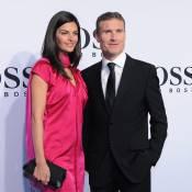 David Coulthard et Karen Minier, Hilary Swank et le beau Matt Dillon, glamour à souhait pour les défilés !
