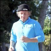Sean Penn : Pour Haïti... il entre dans la peau de Rocky !
