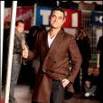 Robbie Williams aux NRJ Music Awards, le 23 janvier 2010