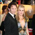 Anna Paquin et Stephen Moyer à la 16ème soirée des Screen Actor Guild Awards à Los Angeles, le 23 janvier 2010