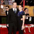 Jesse James et Sandra Bullock à la 16ème soirée des Screen Actor Guild Awards à Los Angeles, le 23 janvier 2010